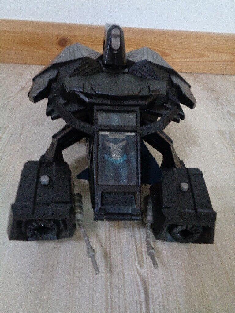 Batman & spaceship