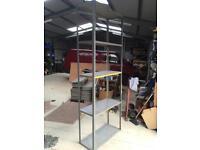 Dexion shelving shed garage warehouse workshop