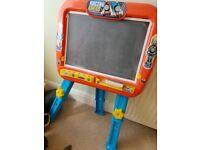 Thomas chalk board