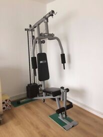 1edffc6f9484 V-fit Herculean Python Compact Home Multi Gym / Cross Trainer 90kg ...