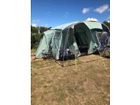 Attwools attwoolls frampton 6 man tent