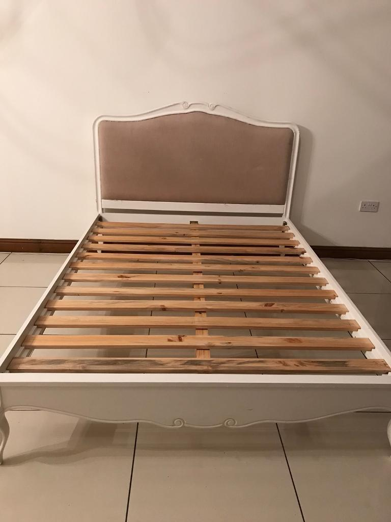 French style king size bed