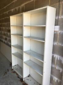 Ikea Billy tall shelves/bookcase x1
