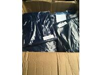 Joblot men's workwear trousers and overalls
