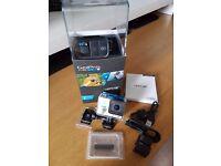 GoPro Hero 3+ Black, Boxed as new