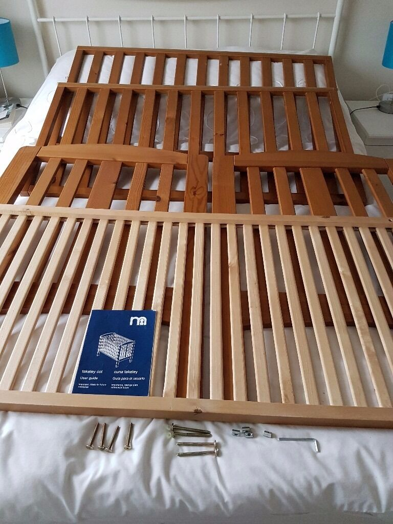 Mothercare cot and mattress