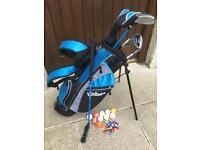 Kid's Golf Clubs Starter Set (age 5-8 years)