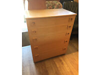 Chest of Drawers - retro style