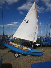 AVON Scow BOAT for sale - very good condition!