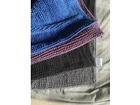 Wanted - old bath towels/ bath mats any size