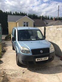 Fiat Doblo Van £800