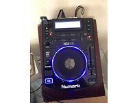 Numark NDX 500 USB/CDJ controller in box great condition