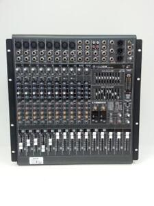 Mackie 12 Channel Mixer. We Sell used Pro Audio Equipment . (#50410) CH620474