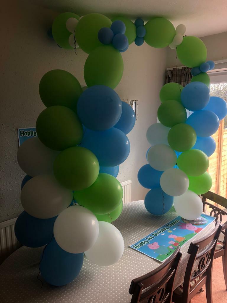 Balloon Arch – free to take.
