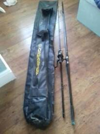 Fishing rod and case