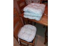 4 seat pads