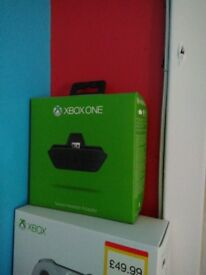 Xbox one games and adapter brand new