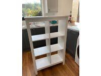 IKEA six shelf bookcase