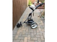 Moticaddy S1 trolley with caddy cell battery very good condition