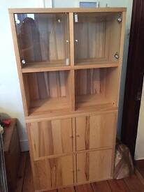 IKEA Storage Cupboard 160cmH x 80cmW x 40cmD