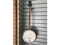 Barnes & Mullins Banjo Remo Weatherking