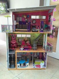 KidKraft Girls doll house