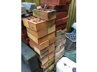 Buff bricks