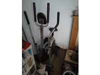 Cross trainer for sale. Collection
