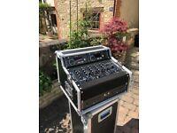 Denon DN-D4000 Dual CDJ Deck + Denon DN-X800 DJ Mixer | CD Decks - Complete with road / flight case