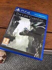 Last Guardian (playstation 4) £15