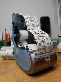 *BARE* Dymo 400 LabelWriter Label Printer Writer Maker 450 Turbo READ DESCRIPTION No96