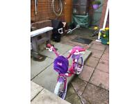 Girls molly bike
