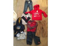 Baby boys bundle 18 months - 2 years 18-24