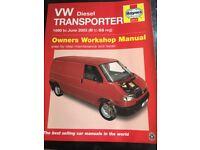 VW Transporter manual