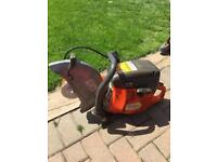Husqvarna 760 power cutter / stihl saw