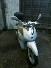 Yamaha why 50cc 2 stroke about 6 months mot