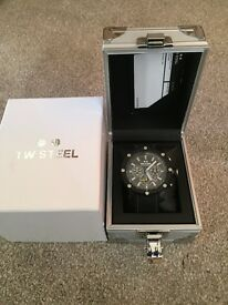 VR 46 TW Steel watch