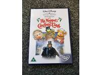 The Muppets Christmas carol DVD for sale  Hampshire