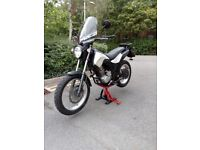 125 derbi cross city motorbike 2016