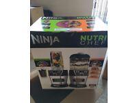 Ninja Ultimate Chopper, Blender & Mini Food Processor with Auto iQ 1200W – NN100UK