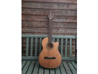Crafter Lite CE Classical Electric Guitar - As new