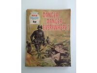 WARTIME COMIC BOOK 1972 - FOR SALE