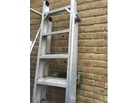 Metal Loft ladder
