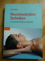 Neuromuskuläre Techniken in der Manuellen Medizin und Osteopathie Niedersachsen - Göttingen Vorschau