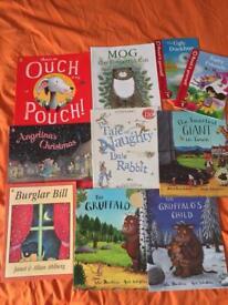 10 children's books