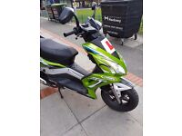Lexmoto Matador 125cc £650 taking offers