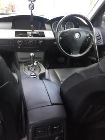 Bmw 525d auto 56 plate