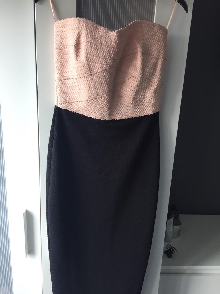 Jane Norman bandage dress