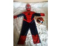 Children's Marvel costumes