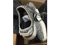 Adidas yeezy boost 350 designer trainers size 8,9,10.5 sneakers brand new with tags luxury footwear